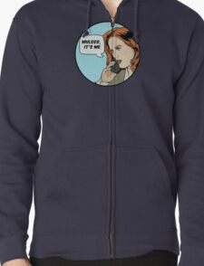 Pop Scully Zipped Hoodie