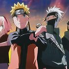 Naruto - Team by pascalin99