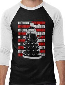 Dalex Men's Baseball ¾ T-Shirt