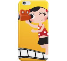 Henrikita Camera iPhone Case/Skin