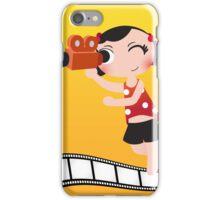 Henrikita Camera iPhone Case/Skin