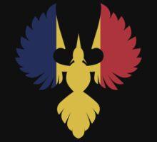 Romania Phoenix Kids Tee