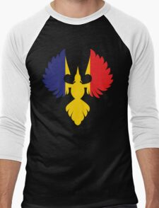 Romania Phoenix Men's Baseball ¾ T-Shirt