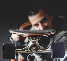 J & The Longboard by Thierry Vincent