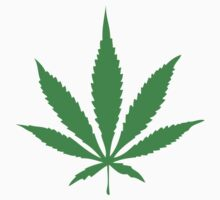Cannabis Leaf by BrightDesign