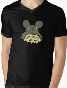 Moustoro 2014 Mens V-Neck T-Shirt
