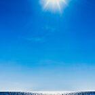 Sun, water, sky by RichardPhoto