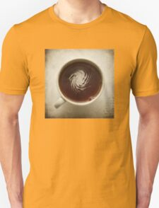 trapped in the cyclone of my own mind Unisex T-Shirt
