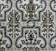 Ancient Mosaic by RichardPhoto