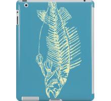 All bones no fish iPad Case/Skin