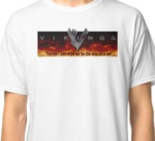 Vikings Tv Shows Classic T-Shirt