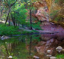 Canyon's Edge by BGSPhoto