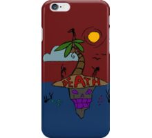 Island full of Death iPhone Case/Skin