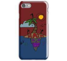 Island full of Death iPhone Case/Skin