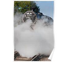 Steam,Smoke & More Steam Poster