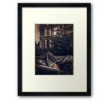 Wreck and Ruin Framed Print