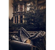 Wreck and Ruin Photographic Print