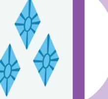 MOI Shirt (Full Logo) Sticker