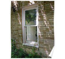 The Door In The Window Poster