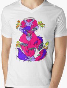 chopchop Mens V-Neck T-Shirt