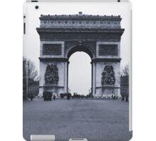 Arc de Triomphe - in 1945 iPad Case/Skin