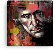 Richard, featured in GroupGalleryArtPhotography, Artists Universe Canvas Print