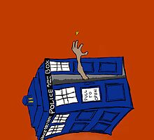 What if Gollum had TARDIS... by CiderMan
