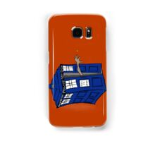 What if Gollum had TARDIS... Samsung Galaxy Case/Skin
