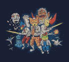 Star Team by MeleeNinja