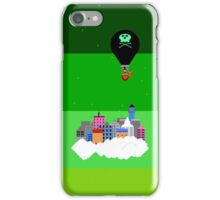Retro Cloud City iPhone Case/Skin