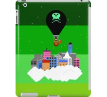 Retro Cloud City iPad Case/Skin