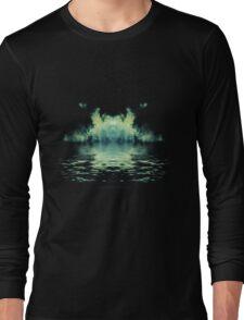 Dark Ship - Cover Long Sleeve T-Shirt