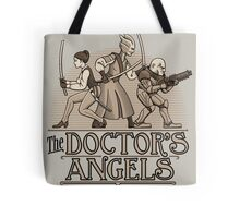 The Doctor's Angels Tote Bag