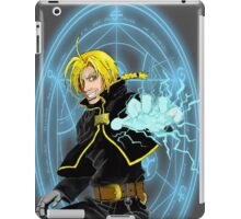 Edward Elric the Fullmetal Alchemist iPad Case/Skin