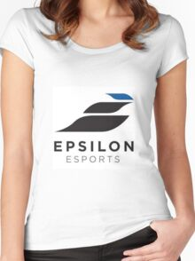 Team Epsilon Women's Fitted Scoop T-Shirt