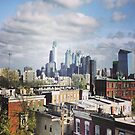 Philly Skyline by MikeBelcuore