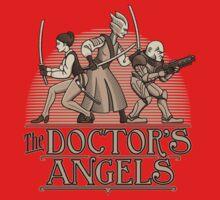 The Doctor's Angels Kids Tee
