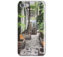 John F. Collins Park Philly iPhone Case/Skin