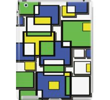 Squares Abstract Ipad case/cover iPad Case/Skin