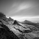 Quiraing by Donald Cameron