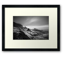 Quiraing Framed Print