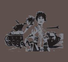 Korean War Refugees Baby Tee