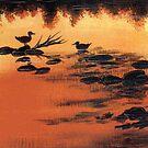 River Ducks by WildestArt
