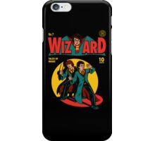 Wizard Comic iPhone Case/Skin