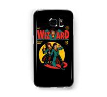 Wizard Comic Samsung Galaxy Case/Skin