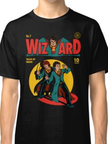 Wizard Comic Classic T-Shirt