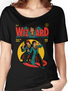 Wizard Comic Women's Relaxed Fit T-Shirt