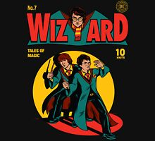 Wizard Comic Unisex T-Shirt