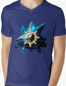 Starmie Mens V-Neck T-Shirt