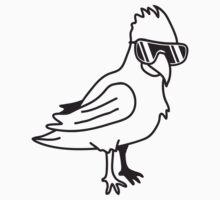 Cool Parrot Bird by Style-O-Mat